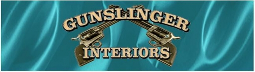 Gunslinger Interiors